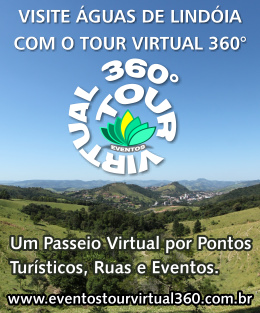 Águas de Lindóia - Tour Virtual!