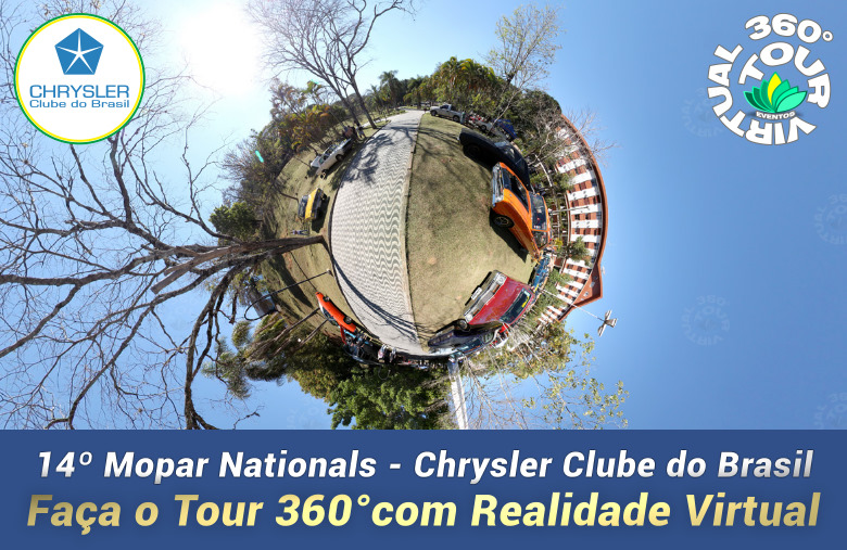 Tour Virtual do XIII Mopar Nationals